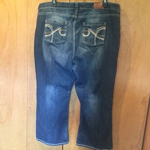 Maurices Jeans - 24S Maurice's med wash flare leg jeans